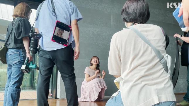 白戸ゆめの 初グラビア 週刊「FLASH」撮影メイキング 11