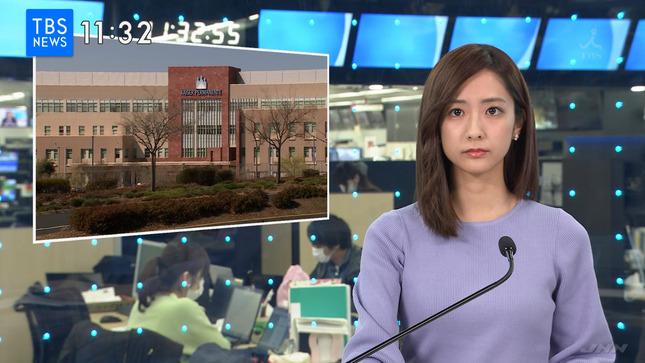 田村真子 はやドキ! ひるおび! JNNニュース TBSニュース 3