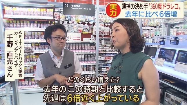 矢島悠子 スーパーJチャンネル 7