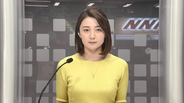 久野静香 NNNニュース 6