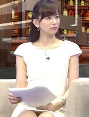 【画像】 皆藤愛子アナ(31)のパンチラ率が異常だと話題に・・・ヤバすぎ・・・(※画像あり)