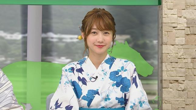 高見侑里 高田秋 BSイレブン競馬中継 うまナビ!イレブン 15