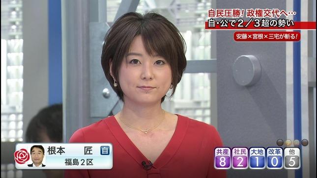 秋元優里 FNN総選挙2012ニッポンの決意 05