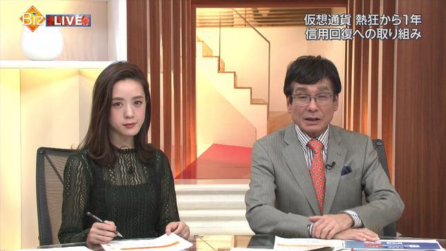 古谷有美 サンデーニュースBizスクエア 毎日がスペシャル! 7