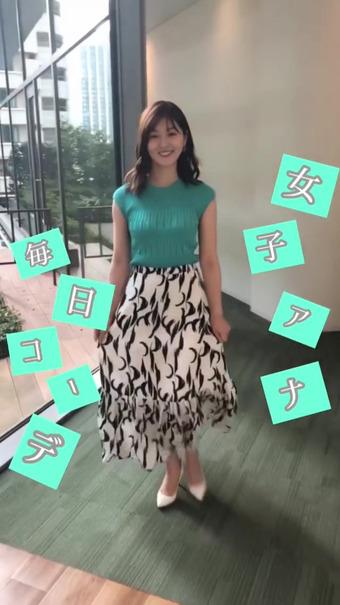 中村秀香 Instagram 2