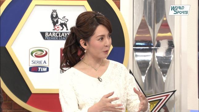 深津瑠美 ワールドスポーツSOCCER 02
