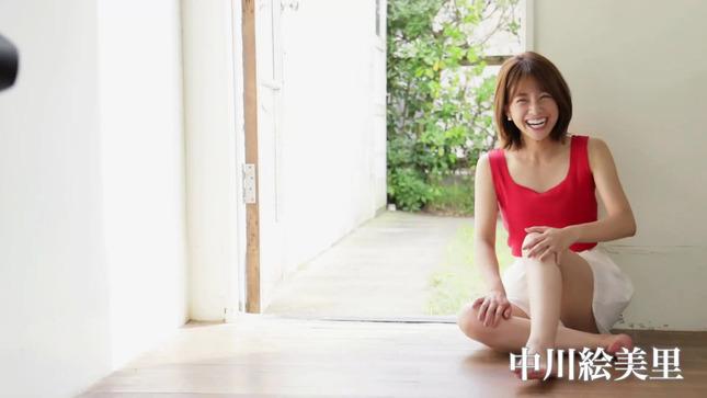 中川絵美里 原色美人キャスター大図鑑2020 3