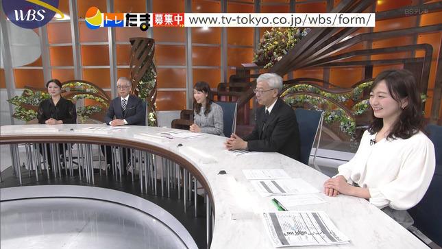 片渕茜 ワールドビジネスサテライト 16