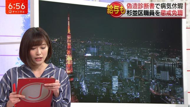 久冨慶子 スーパーJチャンネル 13