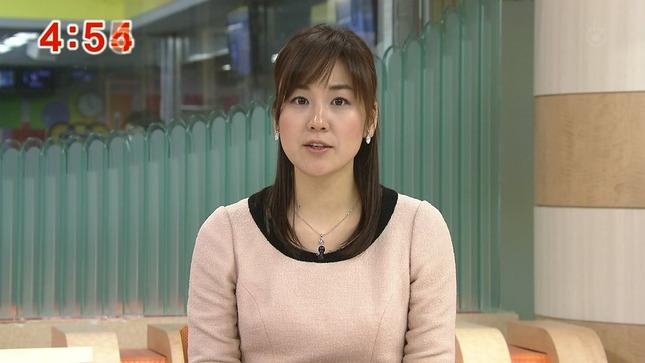 石本沙織 FNNスーパーニュース 01