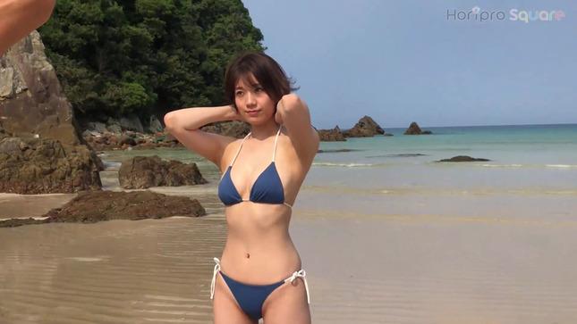 佐藤美希 2022年カレンダーメイキング 3
