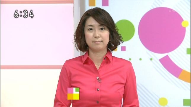鈴木奈穂子 おはよう日本 西堀裕美 01