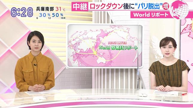 宇賀神メグ ひるおび! あさチャン! Nスタ TBSニュース 8