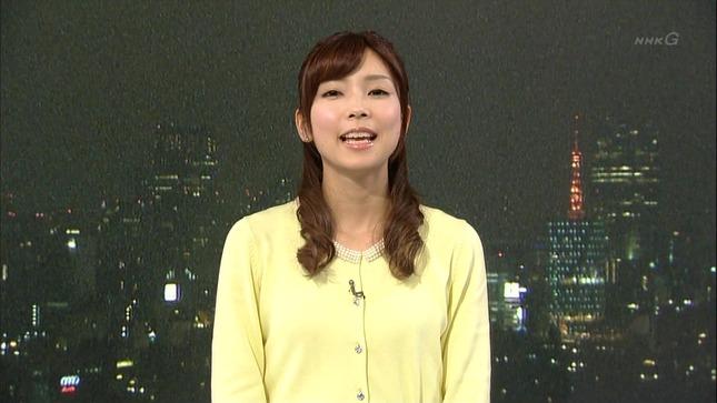 寺川奈津美 NHKニュース7 07