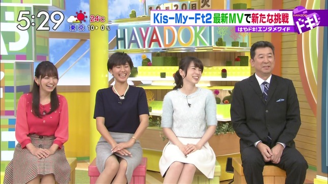 小林由未子 皆川玲奈 はやドキ! 10