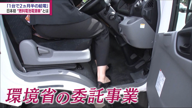 トラウデン直美 日経プラス10 胸いっぱいサミット! 5