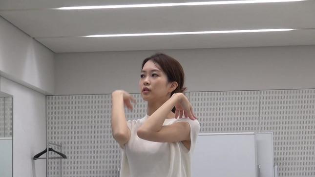 下村彩里 斎藤ちはる 女子アナダンス部 8