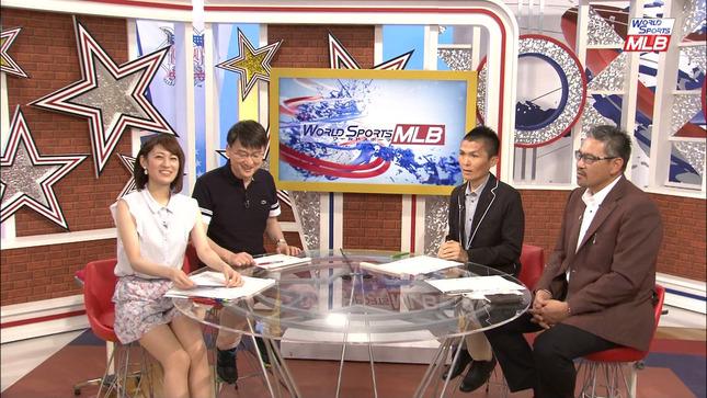 平原沖恵 ワールドスポーツMLB 06