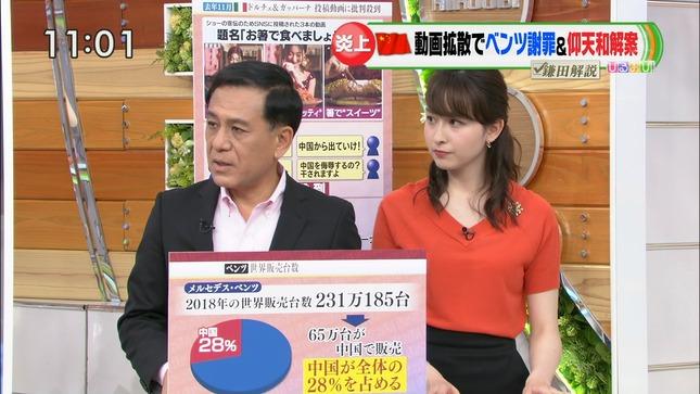 宇賀神メグ ひるおび! JNNニュース 9