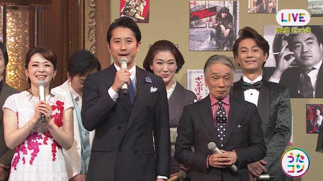 橋本奈穂子 うたコン 7