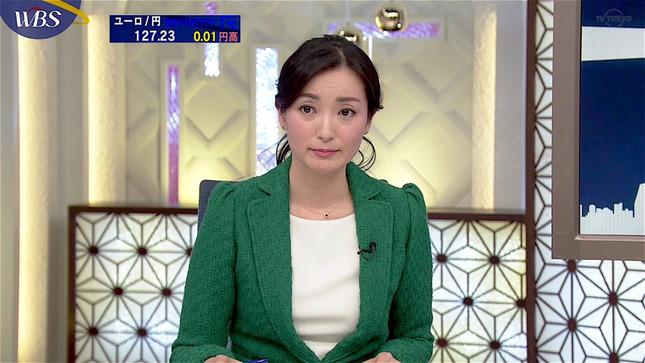 大江麻理子 ワールドビジネスサテライト 1