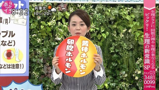 橋本奈穂子 あさイチ 12