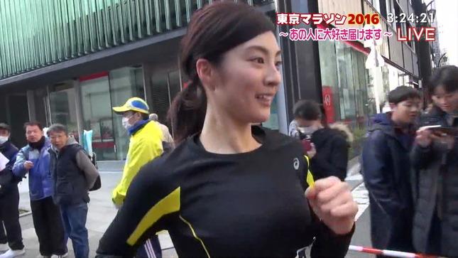 岩本乃蒼 東京マラソン2016 2
