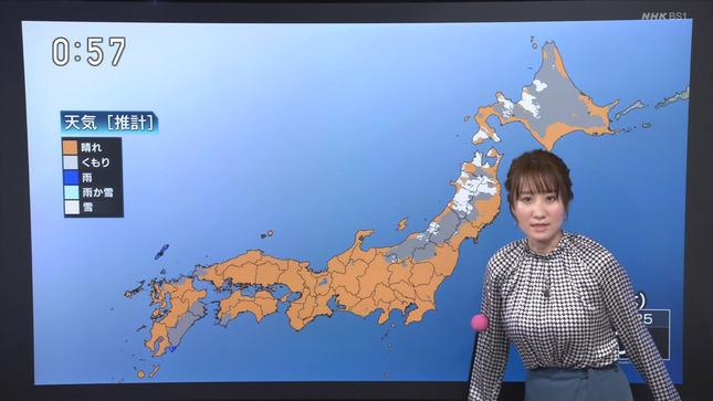 吉井明子 BSニュース 8