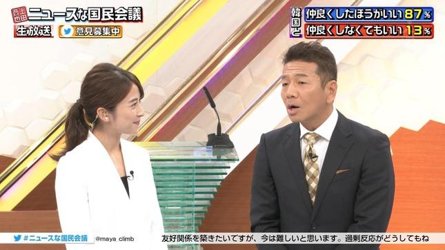 日比麻音子 あさチャン! ひるおび! ニュースな国民会議 4