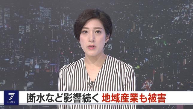 上原光紀 NHKニュース7 首都圏ニュース 即位礼正殿の儀 11