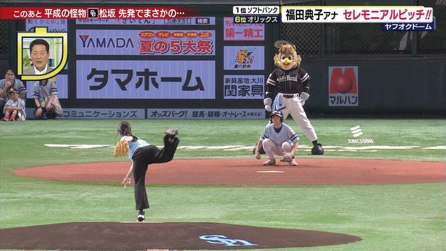 福田典子 追跡LIVE!SPORTSウォッチャー 6