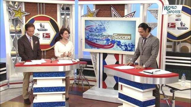 深津瑠美 ワールドスポーツSOCCER 06
