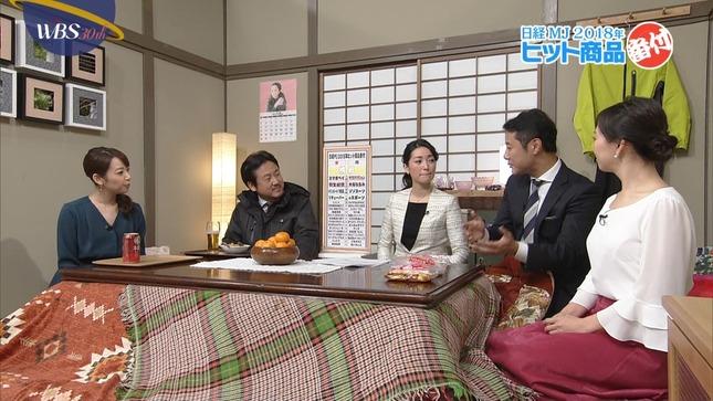 須黒清華 ワールドビジネスサテライト 片渕茜 9