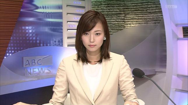 斎藤真美 おはよう朝日土曜日です ABC NEWS 1