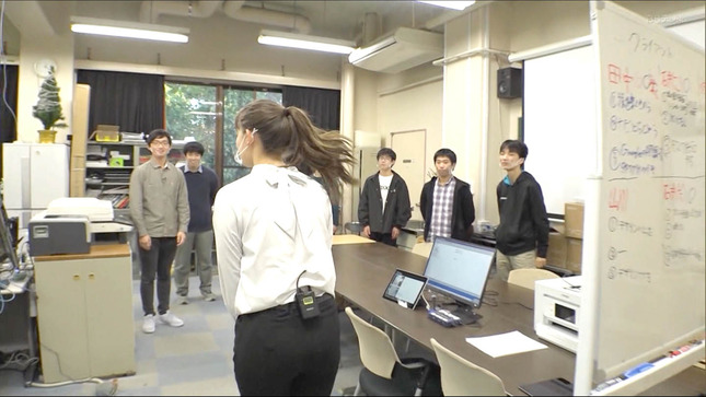 トラウデン直美 日経プラス10 7