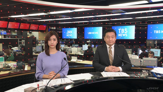 田村真子 はやドキ! ひるおび! JNNニュース TBSニュース 1