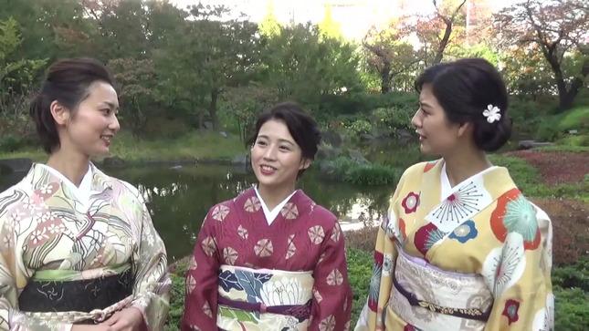 田中萌 桝田沙也香 本間智恵 激撮!となりのアナウンサー 11