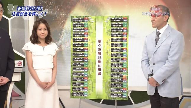 中川絵美里 Jリーグタイム 2