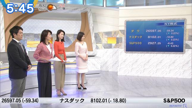 秋元玲奈 ニュースモーニングサテライト 2