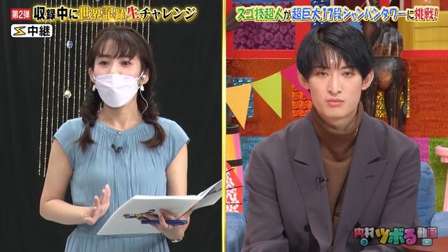 冨田有紀 7スタライブ 内村のツボる動画 WBS 6