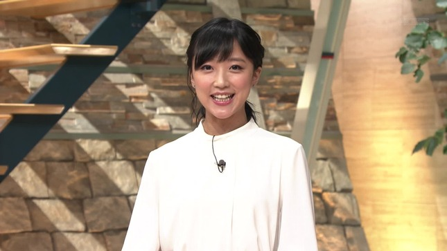 竹内由恵 報道ステーション 12
