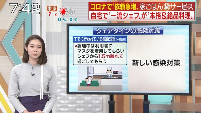 住田紗里 週刊ニュースリーダー ANNnews 2
