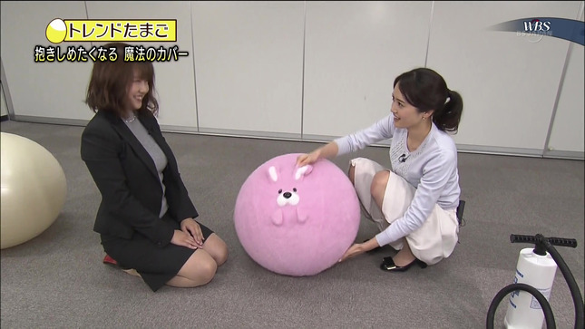 大澤亜季子 ワールドビジネスサテライト 13