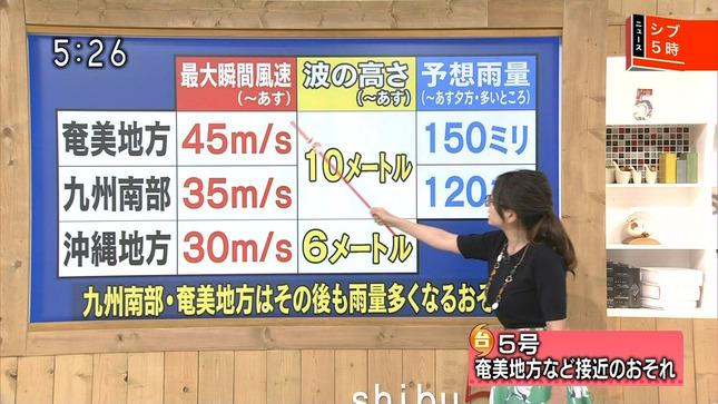 福岡良子 ニュースシブ5時 2