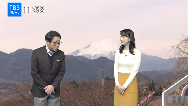 山本恵里伽 TBSニュース12