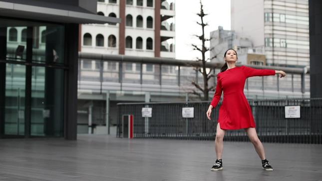 住田紗里アナが本気でフル尺踊ってみた 女子アナダンス部 8