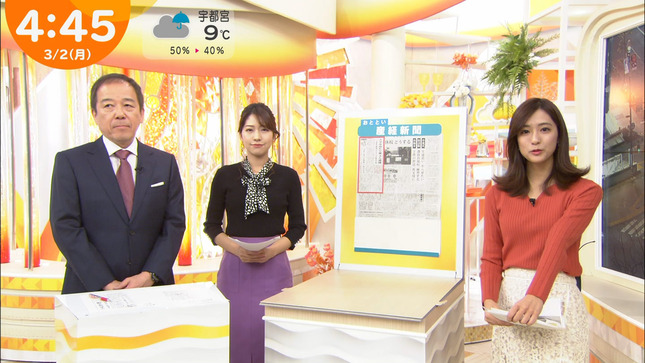 田村真子 はやドキ! ひるおび! JNNニュース TBSニュース 12