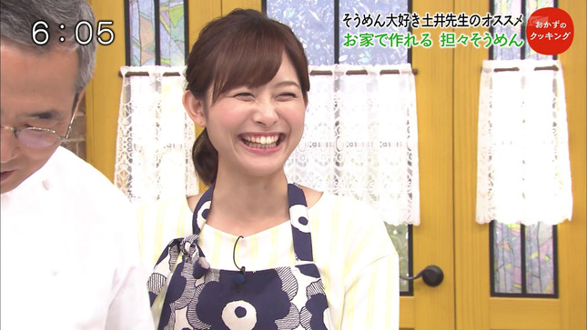 久冨慶子 おかずのクッキング スーパーJチャンネル 裏Mステ3