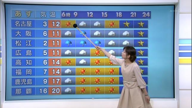 守本奈実 NHKニュース7 寺川奈津美 08