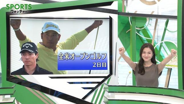 福田典子 追跡LIVE!SPORTSウォッチャー 3